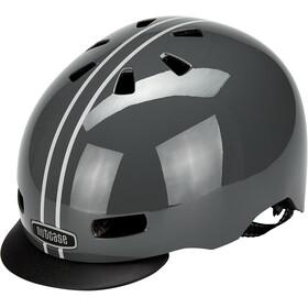 Nutcase Street MIPS Helm, zwart